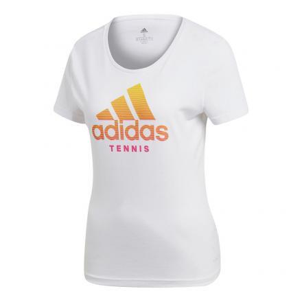 80720fb679c5 Adidas dámské tenisové triko Category Tee