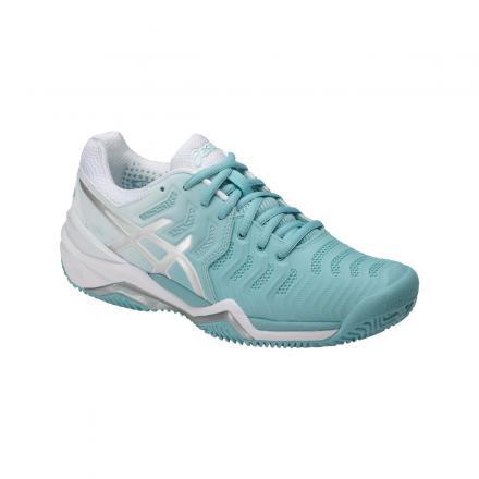 Asics dámská tenisová obuv Gel-Resolution 7 Clay  e5192f6a483