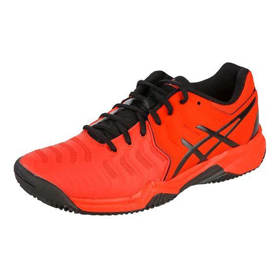 Asics dětská tenisová obuv Gel-Resolution 7 GS Clay  3fe0993fce